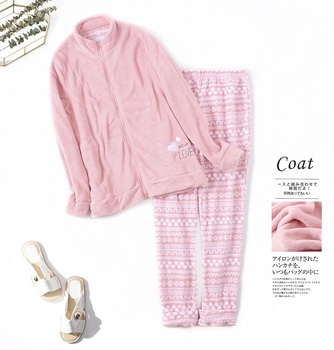 Original Order Surplus Stock Clothing 2pcs Sets Pajama Women Sleepwear Branded Apparel Stock