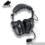 RayTalk heavy duty carbon fiber passive noise cancelling PNR Two Way Radio Headset for Motorola Kenwood radios