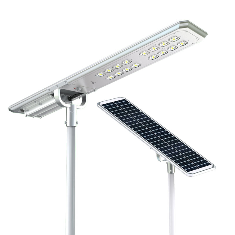 New Arrival Latest Solar Ip Camera With Led Street Light Manufactured In China
