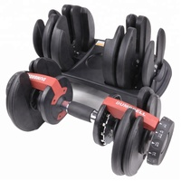 Strength Training Fitness Equipment Sports Weight Lifting Dumbbell for Muscle Building Training Equipment Weight Loss