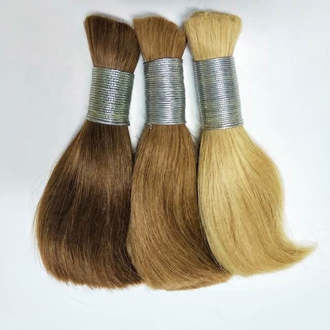 100% human <strong>hair</strong> bundle for <strong>color</strong> testing