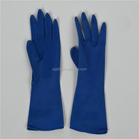 Best selling Rubber latex household cut resistant household kitchen gloves