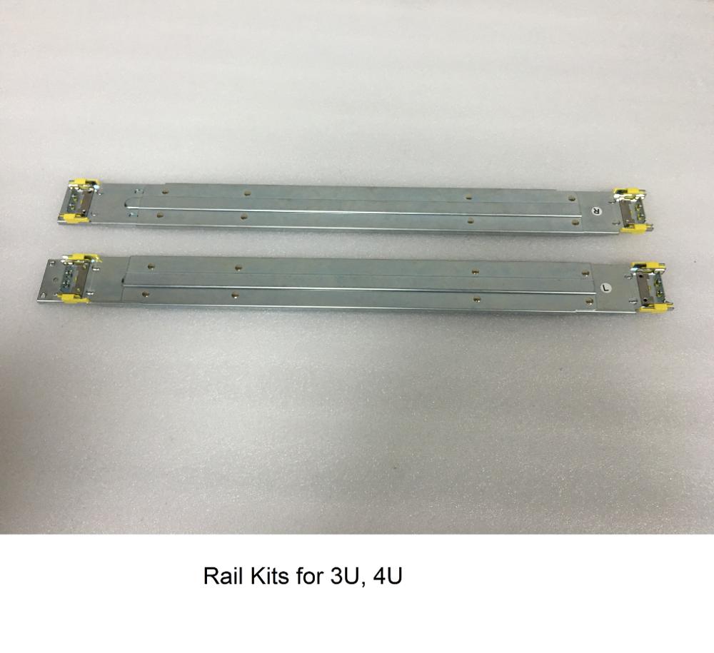 rail kits three section railings for 3U, 4U server case