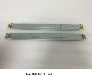 rail kits three section railings for 3U, 4U server case