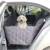 Customize Soft Quilted Oxford Waterproof Hammock Pet Dog Car Seat Cover
