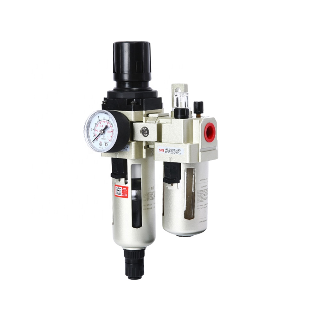 SMC type air source with two elements members AC2010-02