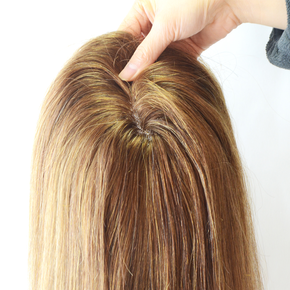 100% peruca de cabelo humano de fita, fita peruca de alta qualidade