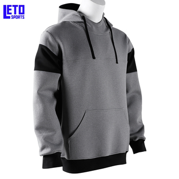 OEM Service Sublimation Printing Comfortable  Men Hoodie with Zipper