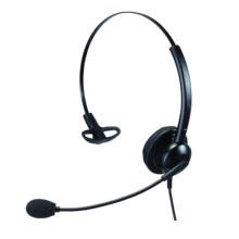 Call-Center-headset noise cancelling mit QD zu PC Kabel für Plantronics headsets computer-headset