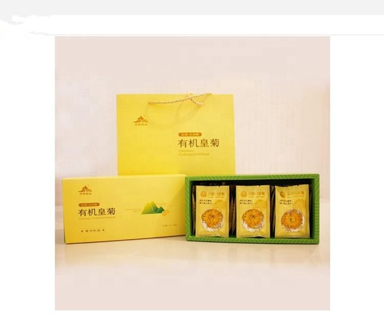 Top Grade Flower Tea Organic Dried Chrysanthemum Tea - 4uTea | 4uTea.com