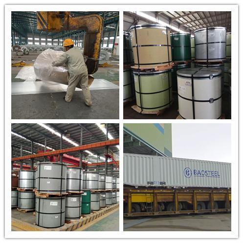 Hoge Kwaliteit PPGL Staal Coils Aluzinc Kleur Gecoat AZ100 ~ AZ180 Voorgelakt Galvalume Staal in Coil