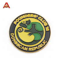 Custom Top Quality Lapel Pin Soft Enamel Metal Badge
