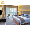 Luxury Hotel Furniture Dubai, Hotel Apartment Bed Room Furniture For 5 Star Hotel