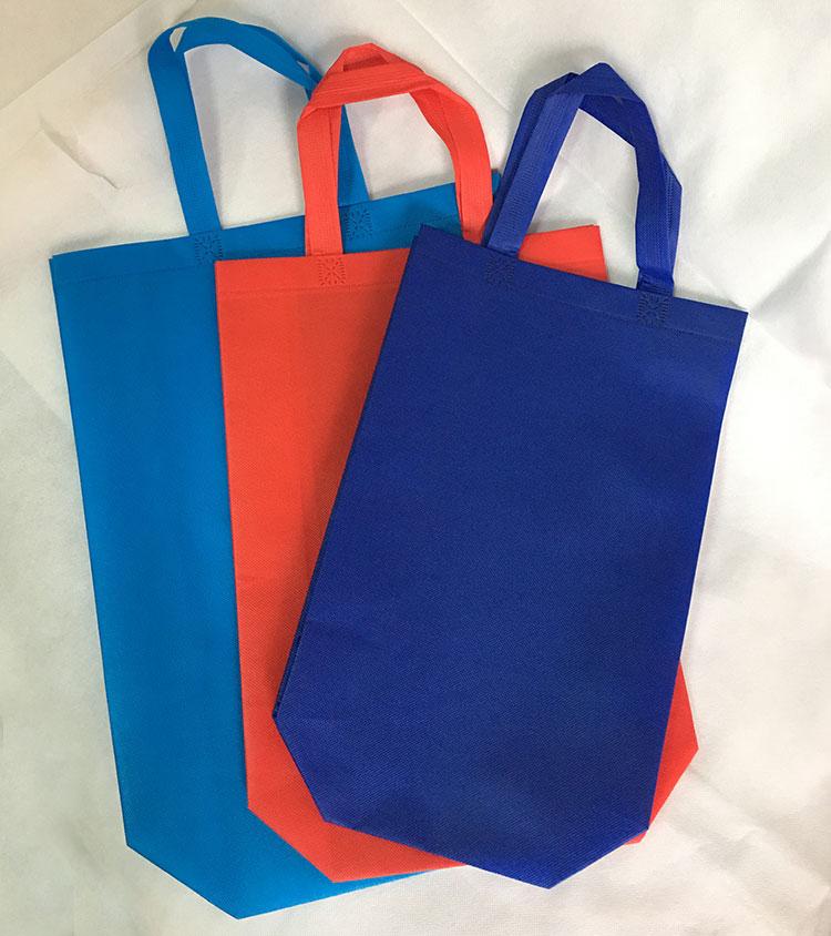 Pakistan karaçi sıcak satış düşük fiyat özel ithalat PP olmayan dokuma alışveriş çantası çin üretici