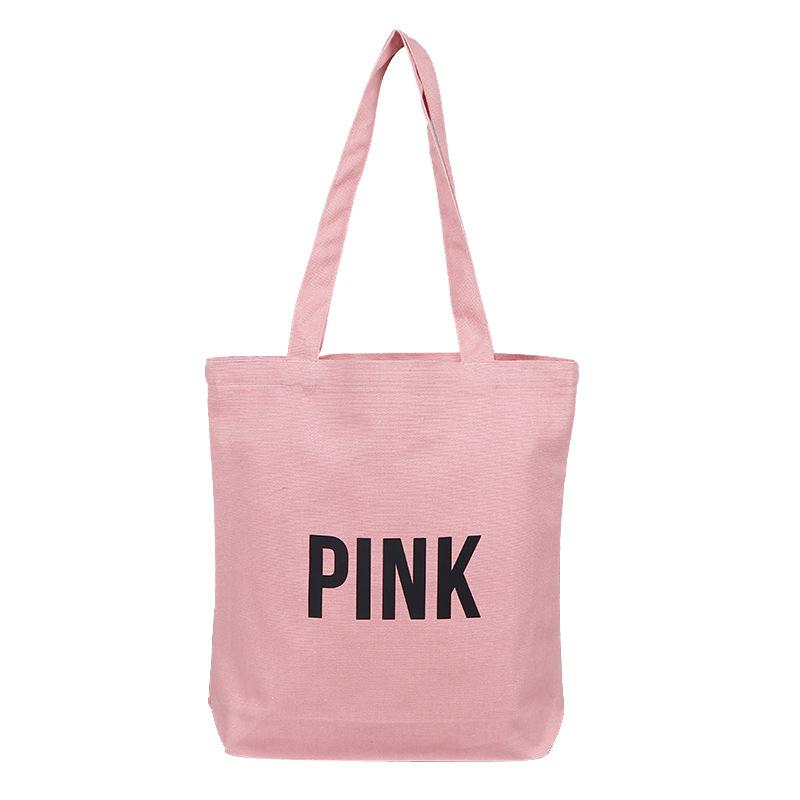 Bolsa de lona de algodón orgánico para la compra, bolsa grande reutilizable, con logotipo personalizado