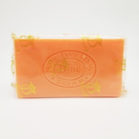 Wholesale natural papaya carrot nano extra white soap for men