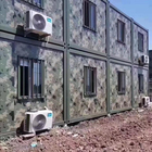 Low cost high quality labor industrial outwork building container house system.