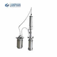 Pharmaceuticals Stainless Steel Mini Closed Loop System