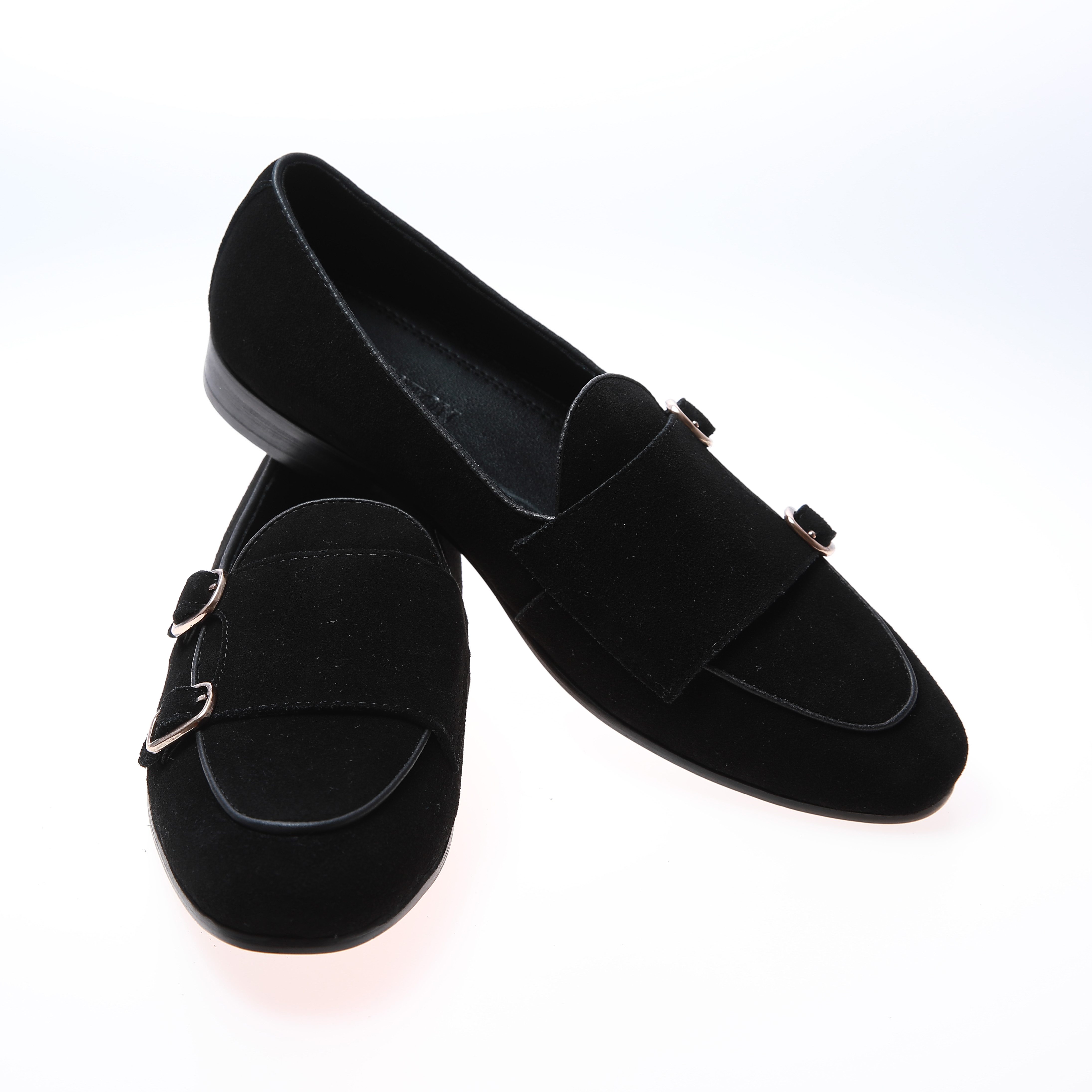 2020 new product small leather shoes, reverse suede, casual, pointed and breathable shoes for men, abrasive leather shoes for me