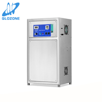 high density of breeding high purity 10G-100G oxygen feeding ozone generator