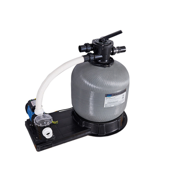 Factory prices high quality swimming pool water pump sand filter, swimming pool pump and filtration set