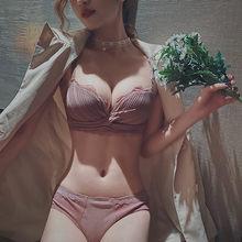 Женское нижнее белье, эротический кружевной бюстгальтер и трусики без косточек, комплект нижнего белья для женщин, 2020(Китай)