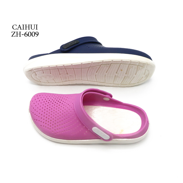 Free Sample Unisex Sandals For Outdoor Casual Slipper Raining Day Slipper Clog Shoes