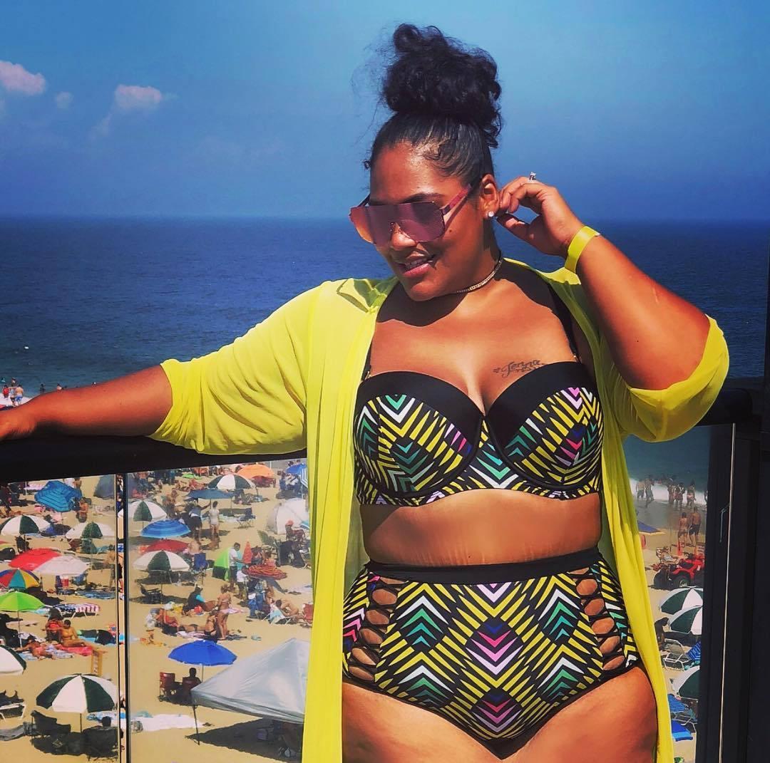 Bikini Swim wear Two Piece Set Sexy Wholesale Hot Sale High Waist Big Plus Size Swimsuit Swimwear women