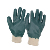 PRI Wholesales Cheap price Blue nitrile gloves Safety work  chemica nitrile coated glovesl Powder Free