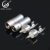YIVO XSSH Audio OEM ODM Wholesales HIFI DIY Silver Plated High Quality Quick Electric Audio Video RCA Plug Connector