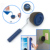 Newest Multi Functional handle paint roller  brush set decorative for home wall