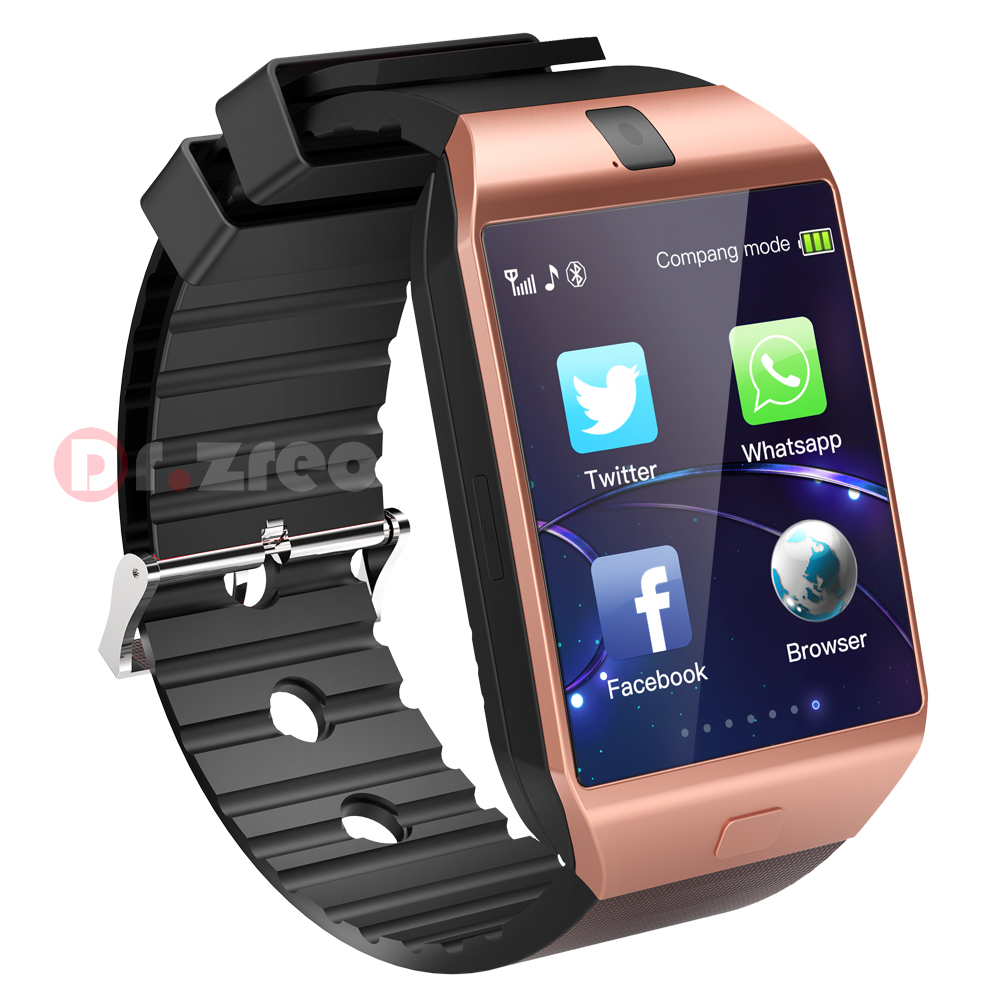 BT DZ09 smart watch with camera wristband fitness watch support <strong>SIM</strong> for IOS Android smart watch VS A1 gt08 smartwatch