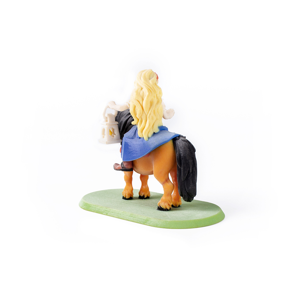 Creative craft gift Character model for Home accessories