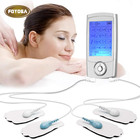 Tens pads massager machine for electronic pulse massager back brace