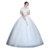 ball gown bridal princess eugenie royal best indian dress for wedding LSYNM082