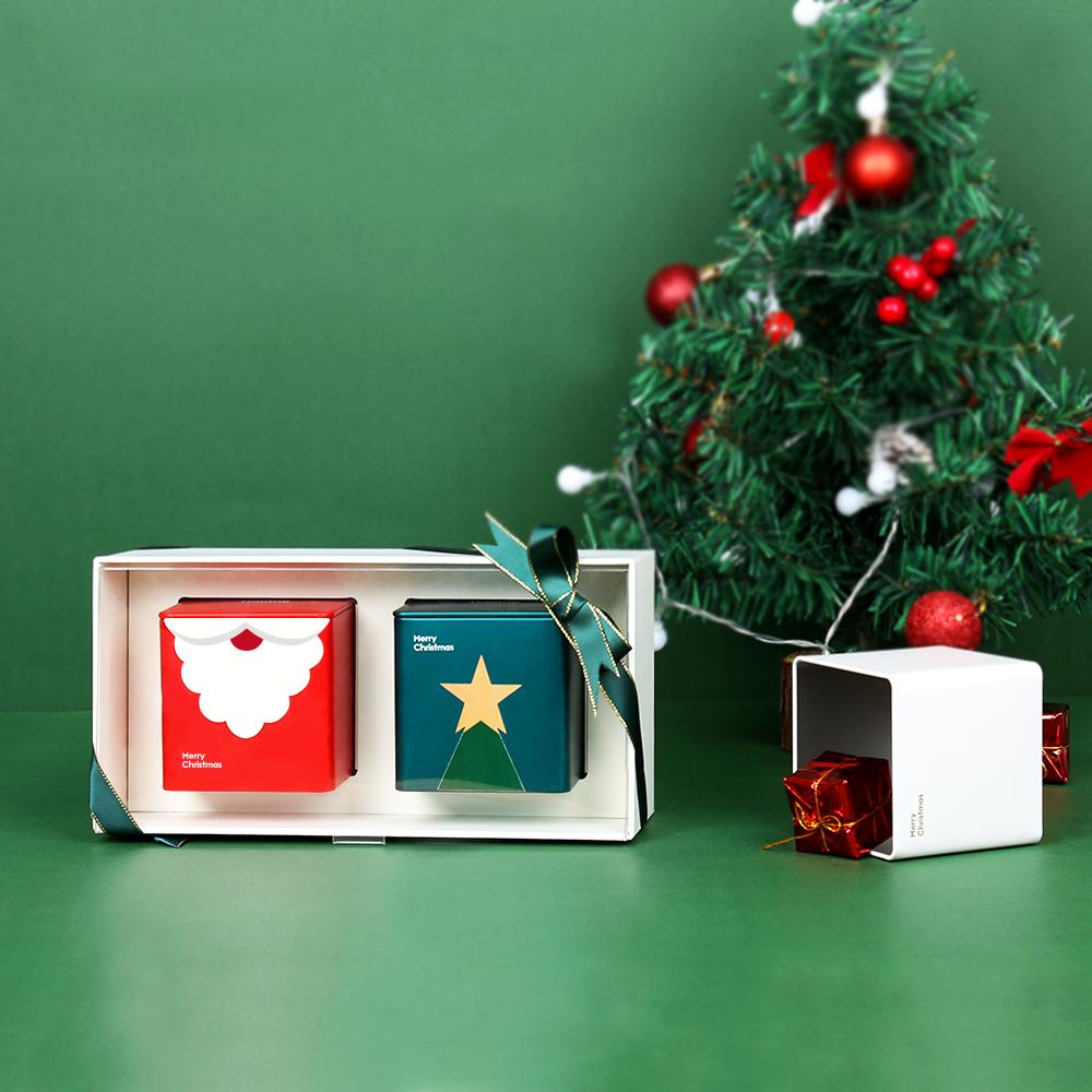 ホット販売ラウンドペーパーチューブ包装キャンドルボックス