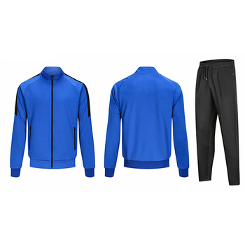 high quality sweatsuit men manufacture track suit