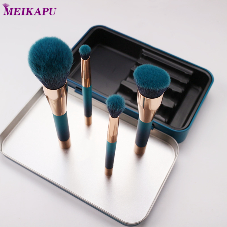Meikapu Popular <strong>Best</strong> selling 4PCS Magnetic Makeup <strong>Brush</strong> 2019 Set