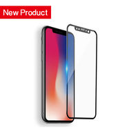 9h tempered glass 2020 New product Factory wholesale 9H 6D For iPhone 11/6/7/8 mobile phone tempered glass