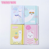 free sample promotional school supply stationary High quality Cartoon Creative A4 paper notepad with custom logo 1331
