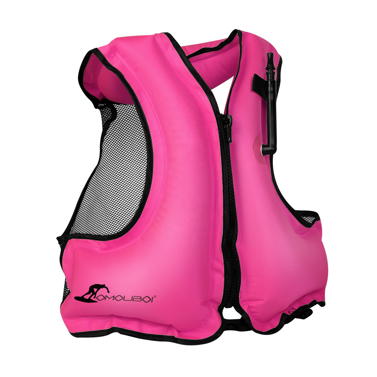 Factory price sale inflatable jacket life vest with Super light buoyancy vest swimming Snorkeling dive suit for kids/adults