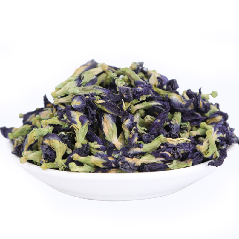 Dried Butterfly Pea Flower Tea From China - 4uTea | 4uTea.com