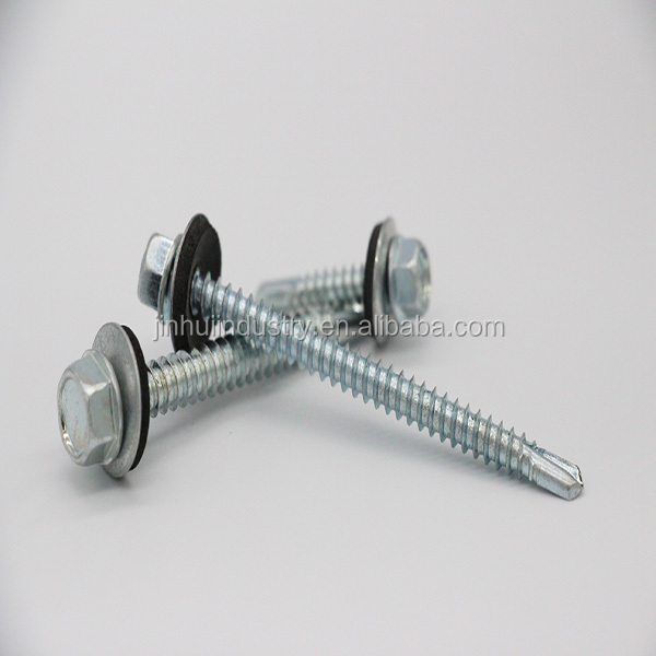 Through Hole Resistors m5.5 roofing screws m5 hex head self drilling screw m4.2x50mm #8-18 male thread