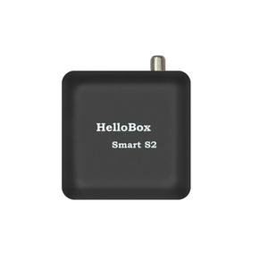 Hellobox Smart S2 Satellite Receiver/Satellite Finder Mobile Phone  Broadcast Satellite TV Channel DVBPlayer DVBS2 Meter
