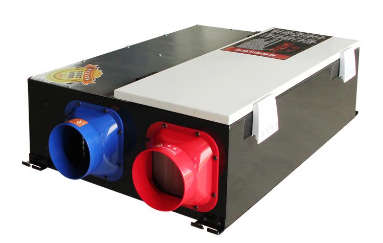 350m3/h 熱回収換気システム新鮮な空気人工呼吸器