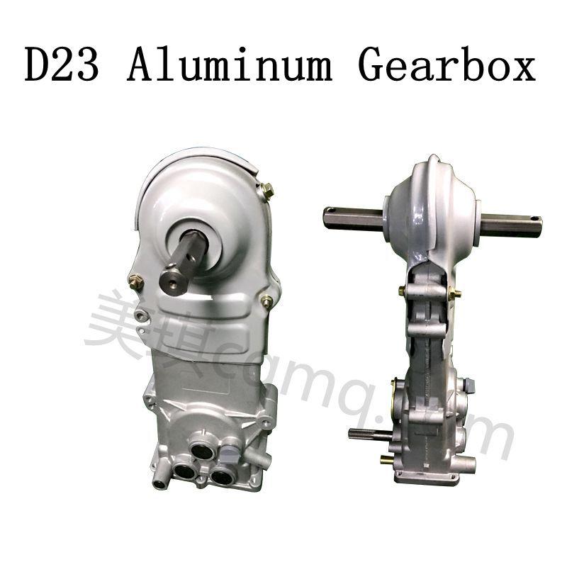 tiller gearbox of farm machine accessory