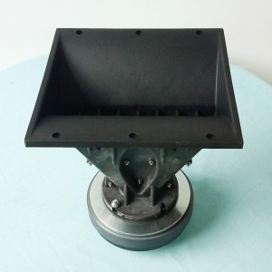 Powavesound speaker horn line array waveguide for 10 inch and 12 inch line array speaker system