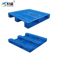 High Quality 100% New Material HDPE Plastic Pallet Heavy Duty Plastic Tray