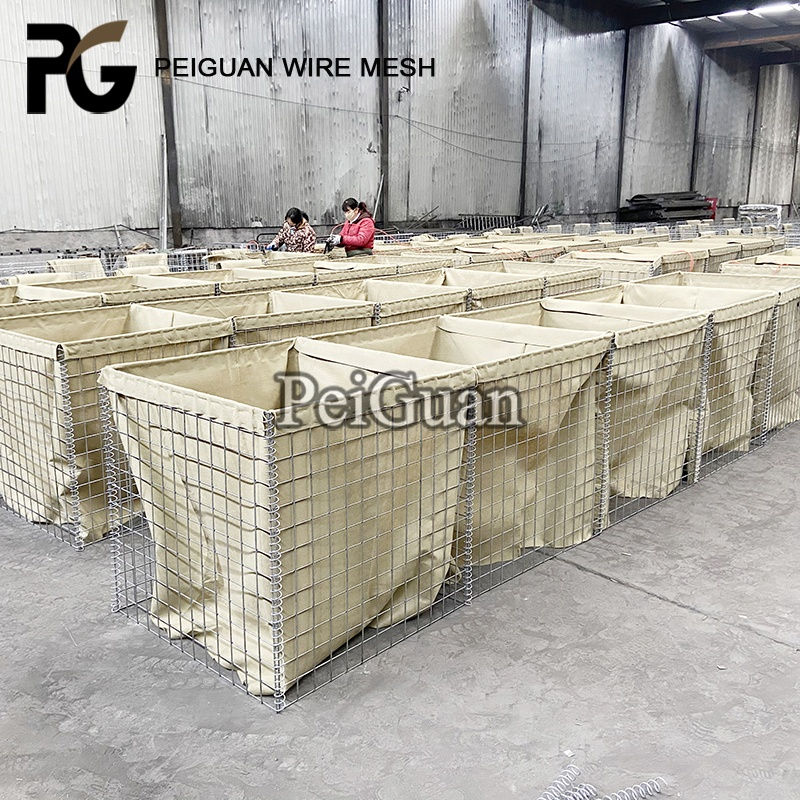 Military Defensive Bastion Hesco Barriers Prices