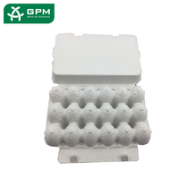High quality paper pulp quail egg carton 12 18 holes for sale